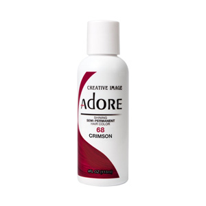 Hair Colour Teaser for Adore - Crimson - 68 118ml