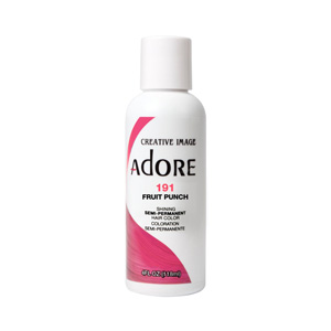 Hair Colour Teaser for Adore - Fruit Punch - 191 118ml