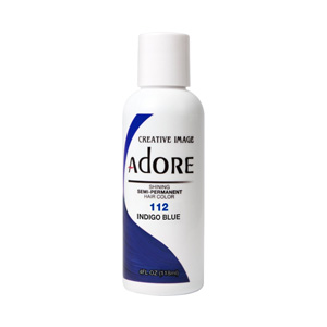 Hair Colour Teaser for Adore - Indigo Blue- 112 118ml