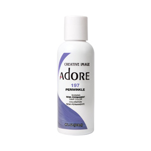 Hair Colour Teaser for Adore - Periwinkle - 197 118ml