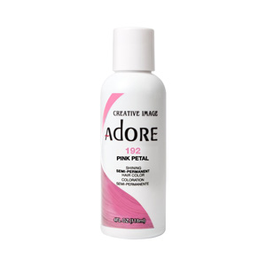 Hair Colour Teaser for Adore - Pink Petal - 192 118ml