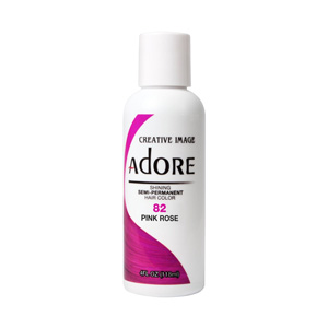 Hair Colour Teaser for Adore - Pink Rose - 82 118ml