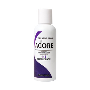 Hair Colour Teaser for Adore - Purple Rage -116 118ml