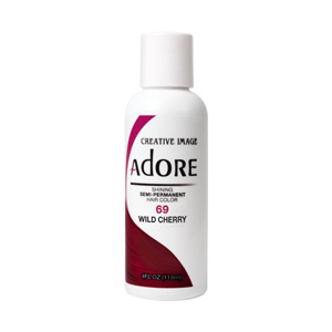Hair Colour Teaser for Adore - Wild Cherry - 69 118ml