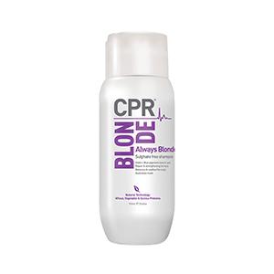 CPR Always Blonde Shampoo 300ml
