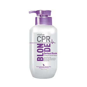CPR Serious Blonde Toning and Intensive Masque 900ml
