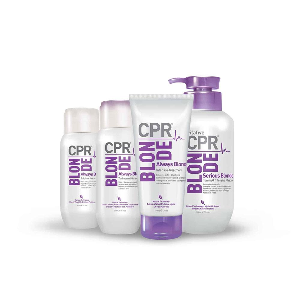 CPR Blonde Solution