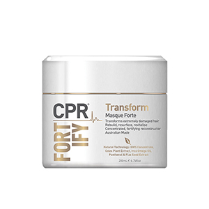CPR Fortify Transform Masque Forte (jar) 200ml