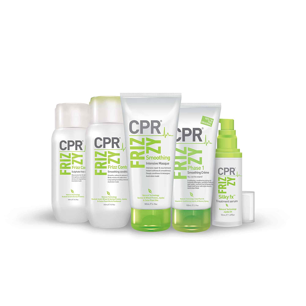 CPR Frizzy Solution