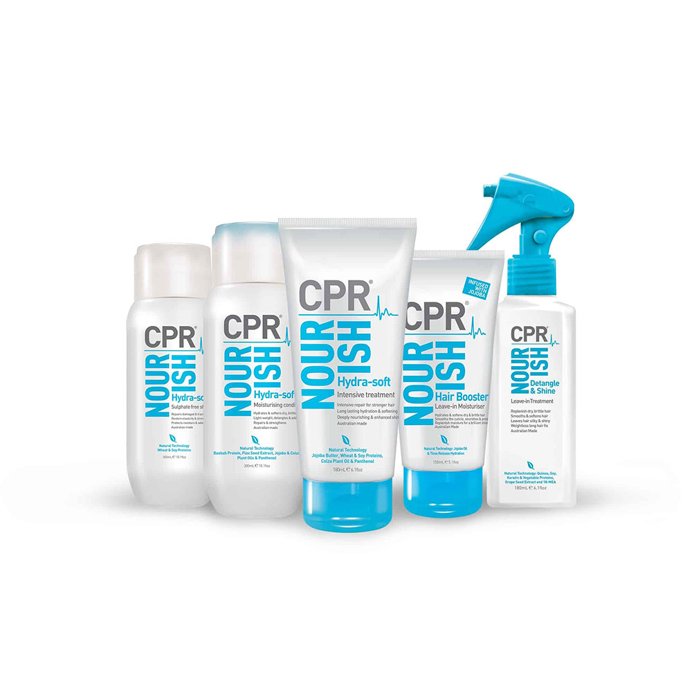 CPR Nourish Solution