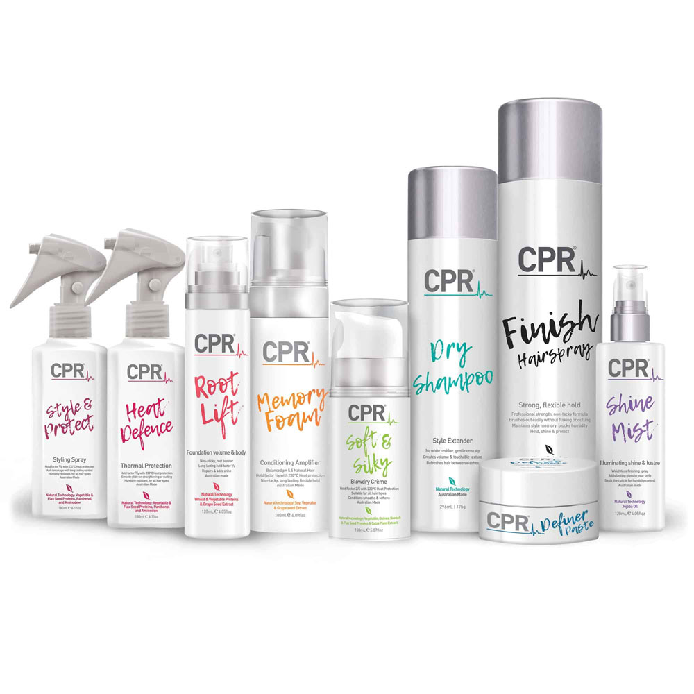 CPR Styling Solution