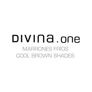Hair Colour Teaser for Divina.One - Cool Brown Shades 60ml