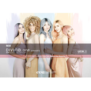 Salon Supplies Teaser for Divina.One Pastel Collection