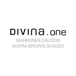 Hair Colour Teaser for Divina.One - Warm Brown Shades 60ml