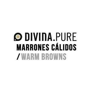 Hair Colour Teaser for Divina Pure Warm Browns