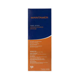 Hair Colour Teaser for Maintamer Straightening System