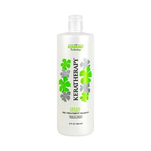 Hair Colour Teaser for Keratherapy Clean Start Pre-Treatment Shampoo 473ml