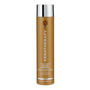 Hair Colour Teaser for Keratherapy Keratinfixx Repair Shampoo 300ml