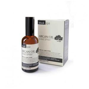 Muk Spa Argan Oil Shine Spray 100ml Teaser