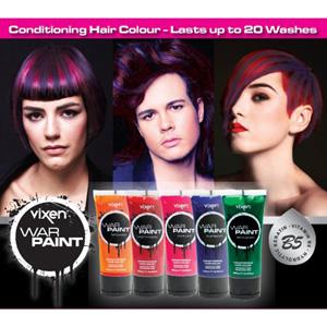 Hair Colour Teaser for Vixen War Paint 100ml