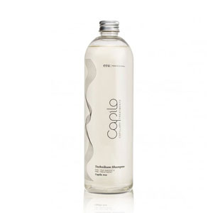 Retail Products Teaser for Capilo Technikum Shampoo #01