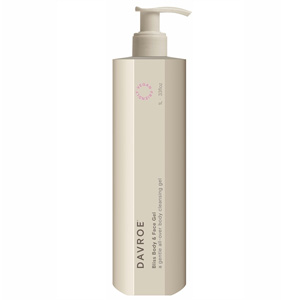 Davroe Body Wellness Body & Face Cleanser Gel 1ltr