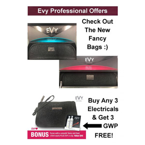 Retail Products Teaser for Evy Professional Gift With Purchase