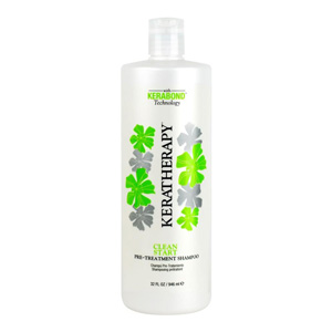 Retail Products Teaser for Keratherapy Clean Start Pre-Treatment Shampoo 473ml