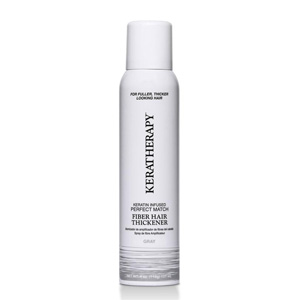 Retail Products Teaser for Keratherapy Fiber Hair Thickener - Gray 151ml