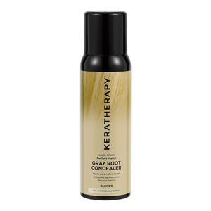 Retail Products Teaser for Keratherapy Grey Root Concealer Blonde 118ml