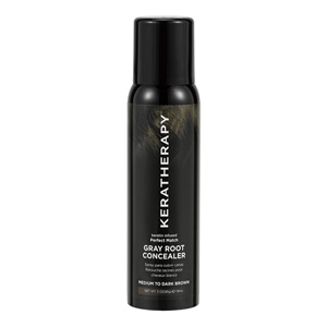 Retail Products Teaser for Keratherapy Grey Root Concealer Medium To Dark Brown 118ml
