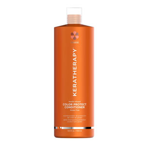 Retail Products Teaser for Keratherapy Keratin Infused Color Protect Conditioner 1ltr