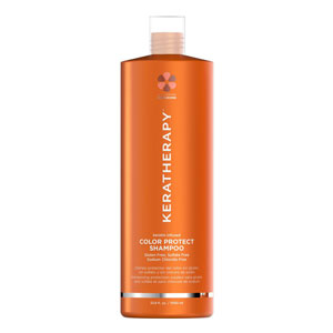 Retail Products Teaser for Keratherapy Keratin Infused Color Protect Shampoo 1ltr