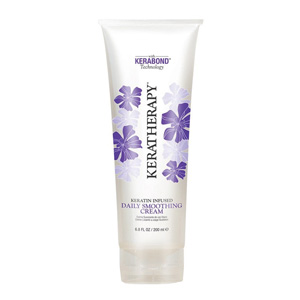Retail Products Teaser for Keratherapy Keratin Infused Daily Smooth Cream 200ml