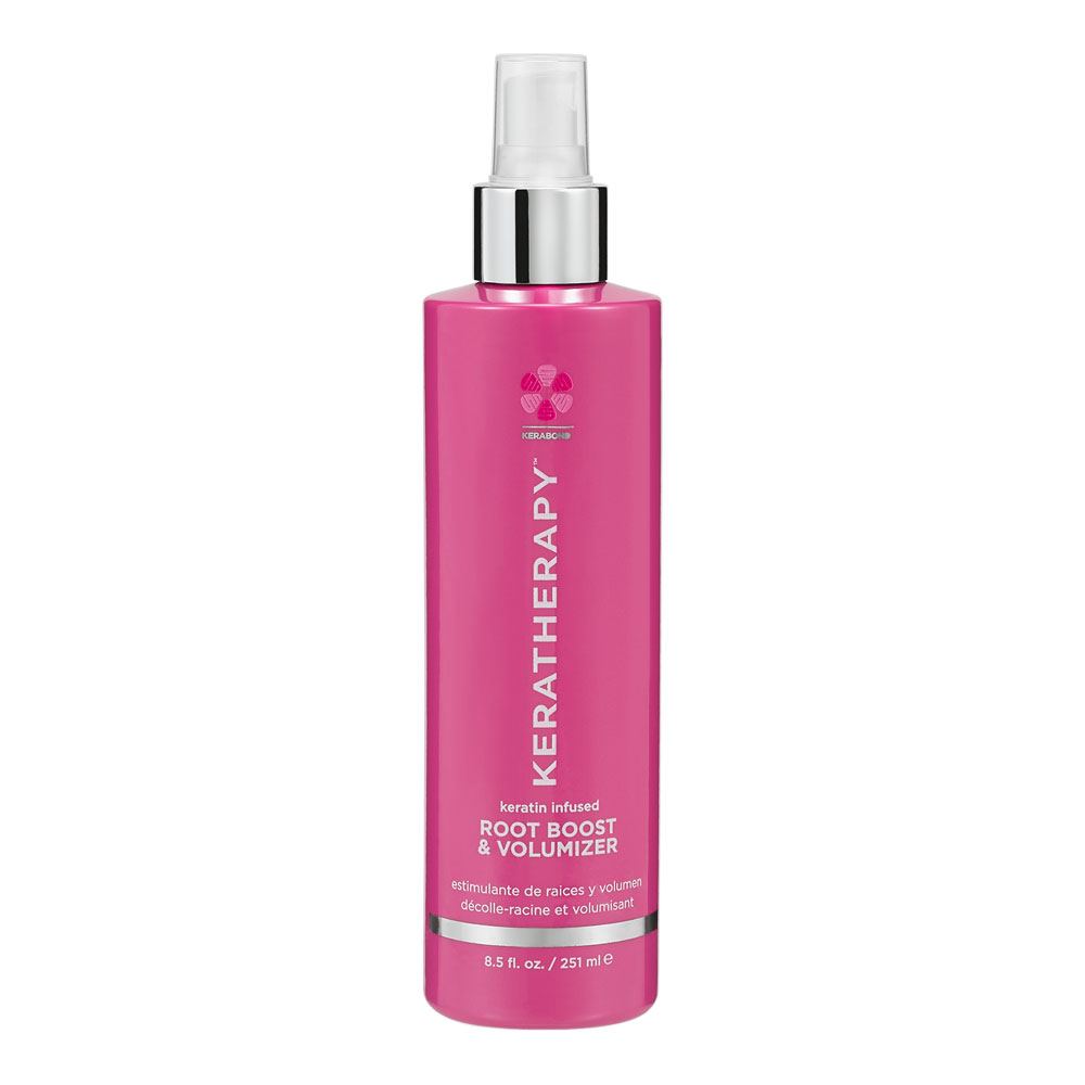 Retail Products Main View for Keratherapy Keratin Infused Root Boost & Volumizer 251ml