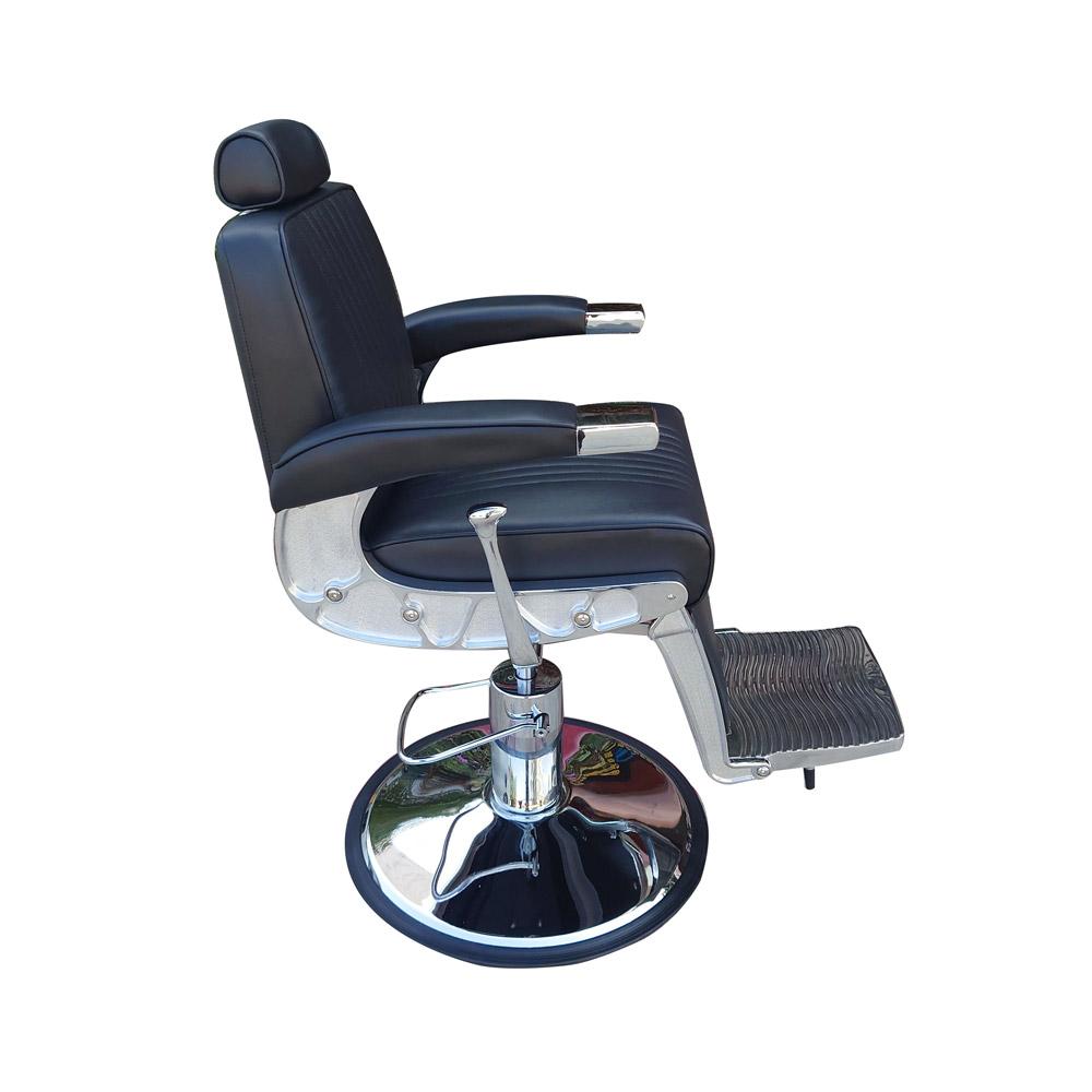 Side of Kez Barber Chair