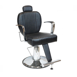 Salon Furniture Teaser for Titan Barber Chair