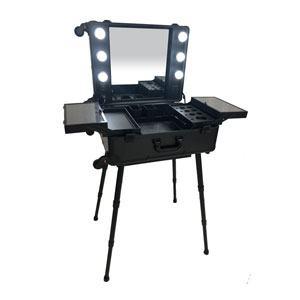 Salon Furniture Teaser Glamour Make-up Unit