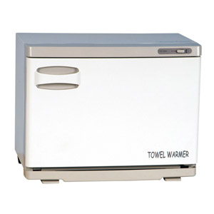 White Towel Warmer Medium 18ltr