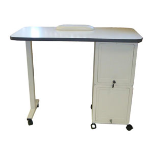 Salon Furniture Teaser Jazz Manicure Table