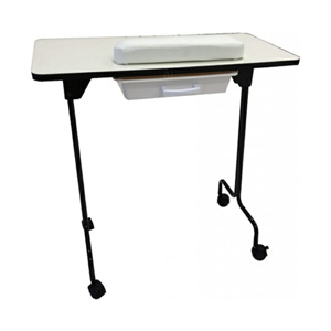 Salon Furniture Teaser for Nova Manicure Table