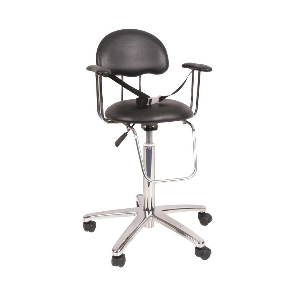 Salon Furniture Main View for Mickey Cutting Chair