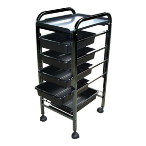 Salon Furniture Teaser for Apollo Hairdressing Trolley