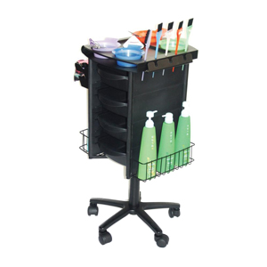 Salon Furniture Teaser for Colorist Hairdressing Trolley