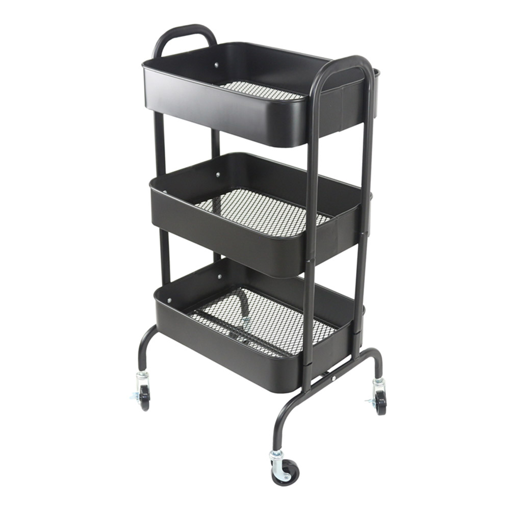 Salon Furniture Main View for Cupid Trolley - Black