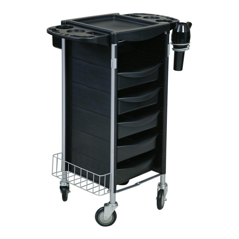 Salon Furniture Main View for Mars Hairdressing Trolley