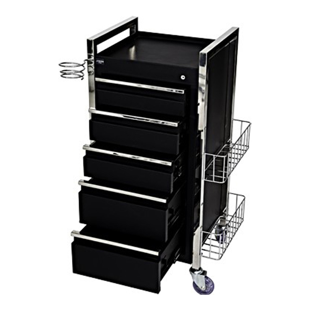 Salon Furniture 1st Additional View for Twilight Hairdressing Trolley