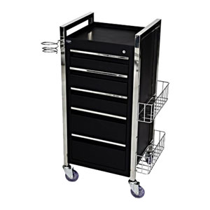 Salon Furniture Teaser for Twilight Hairdressing Trolley