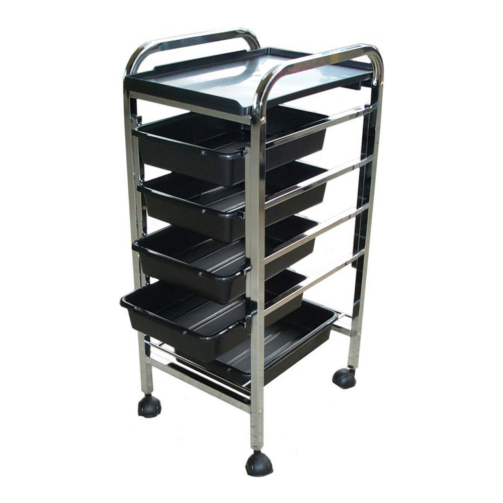 Salon Furniture Main View for Vader Hairdressing Trolley
