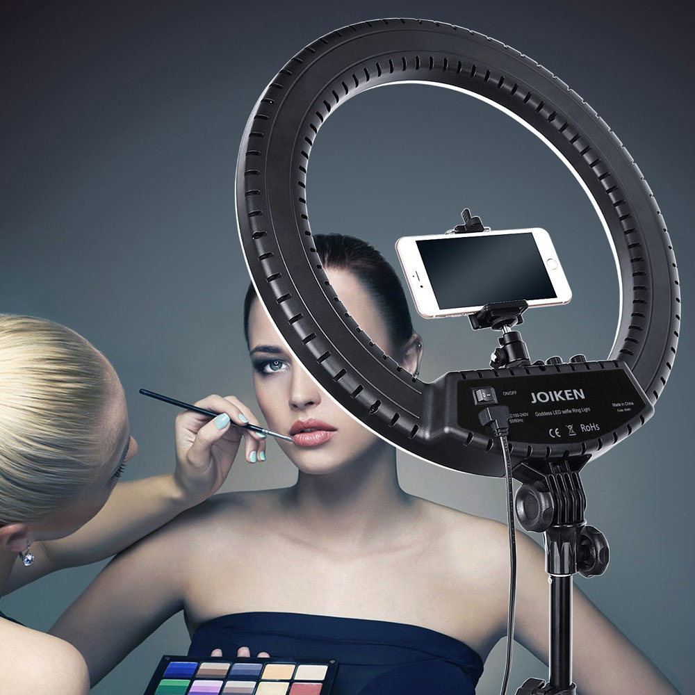 Salon Furniture 6th Additional View for Goddess LED Selfie Ring